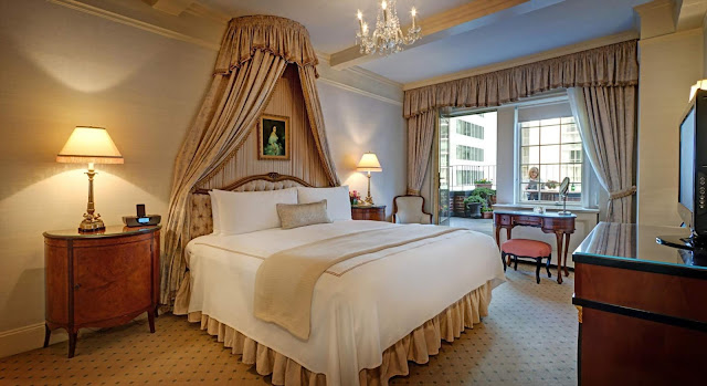 Hotel Elysee, one of the Library Hotel Collection properties, offering romantic and ambient rooms in a prime New York City location.