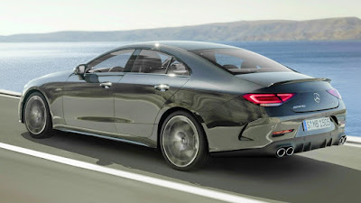 2019 Mercedes Benz AMG CLS53 4Mmatic Review, Specs, Price
