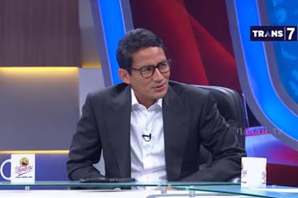 Dicecar Pertanyaan Jebakan di Mata Najwa, Jawaban Sandi Santun dan Telak