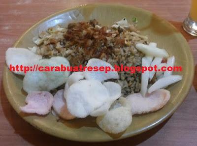 Foto Nasi Goreng Daging Kambing Spesial Arab Kebon Sirih Lezat