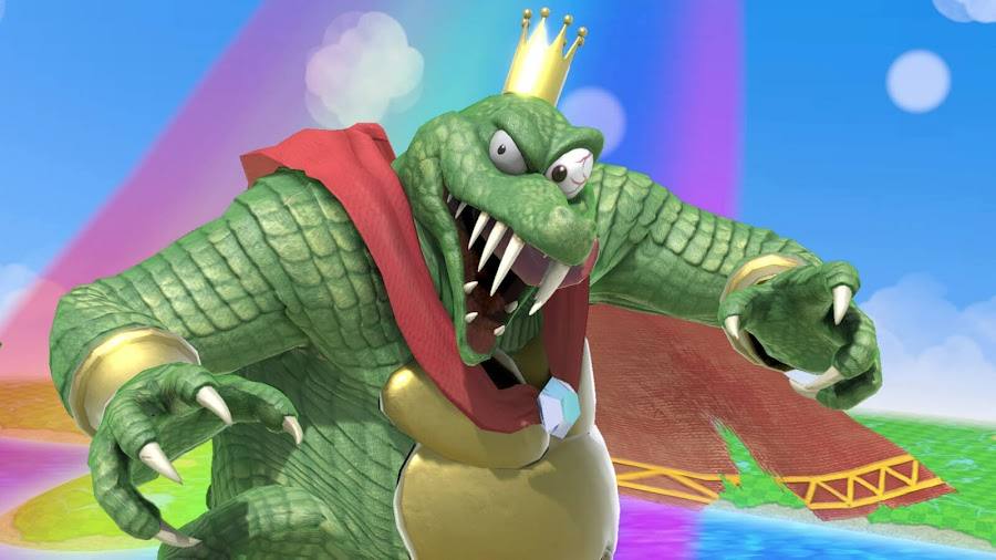 king k rool super smash bros ultimate nintendo direct