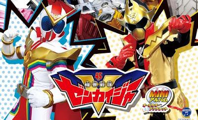 Kikai Sentai Zenkaiger Mini Album List Revealed