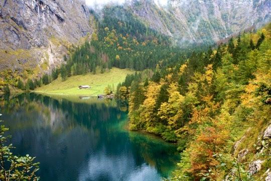 Berchtesgaden National Park, Bavaria