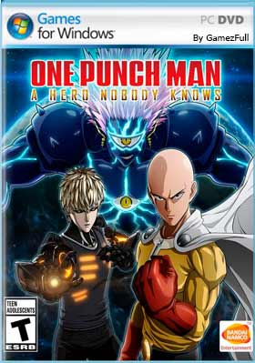 One Punch Man A Hero Nobody Knows PC Full Español