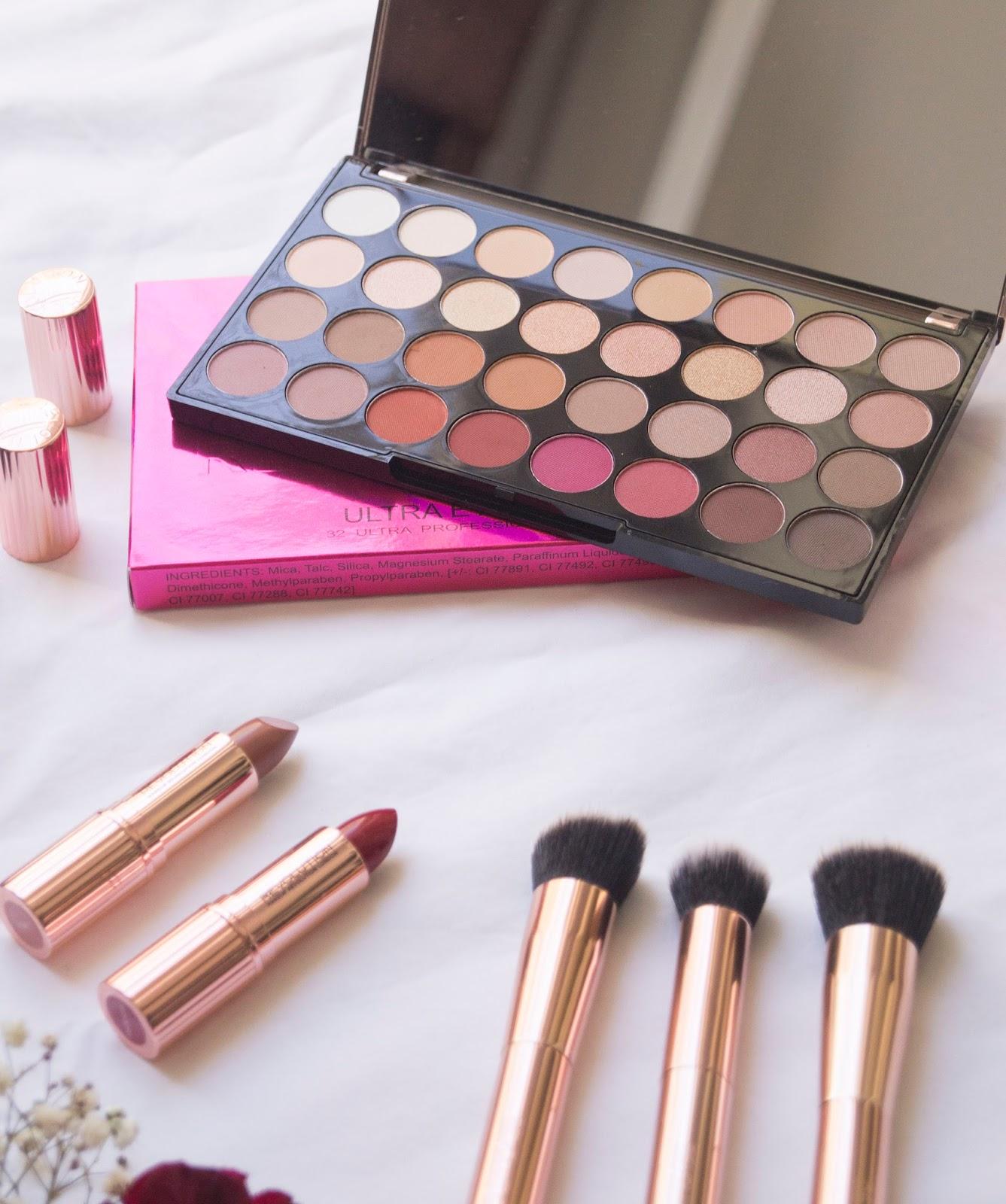 paletka cienie Makeup Revolution opinia
