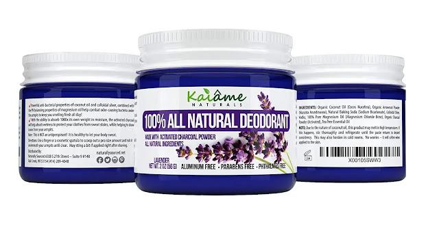 Kaiame Naturals Natural Deodorant review