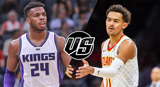 Live Streaming List: Sacramento Kings vs Atlanta Hawks 2018-2019 NBA Season