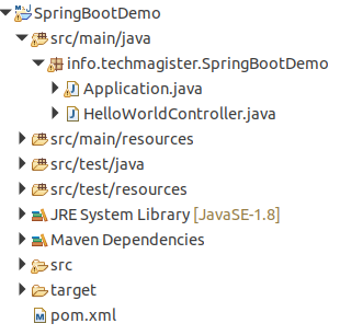 Spring boot tutorial - Quick introduction - TECHMAGISTER