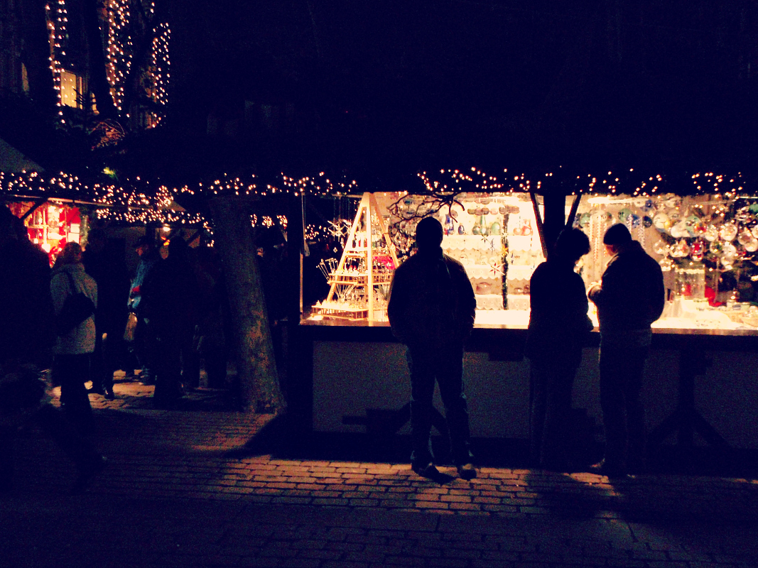 Weihnachtsmarkt Hamburg 2008