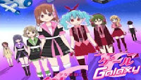 Bishoujo Yuugi Unit Crane Game Girls Galaxy Episódio 05