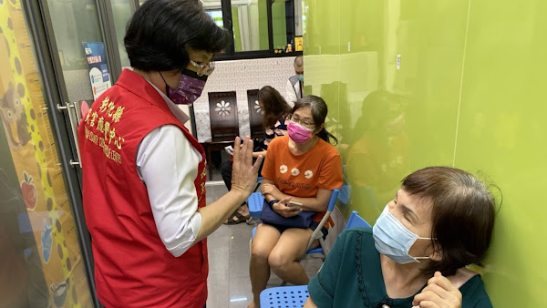 彰化縣第三輪預約公費疫苗開打 8萬1011人符合預約資格