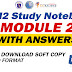 MODULE 2 WITH ANSWERS (Free Soft Copy)