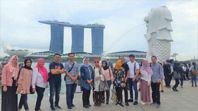 Paket Tour Batam Singapore 3 Hari 2 Malam