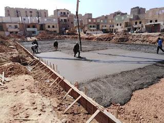 وزير الإسكان: جار تنفيذ عمارات مشروع تطوير منطقة الأعمال بمدينة المنيا