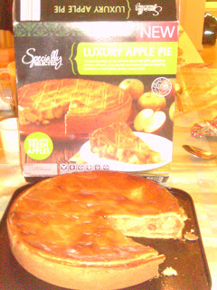 Aldi Apple Pie Review