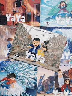YaYa -  Jean-Marie Omont e Golo Zhao [recensione]
