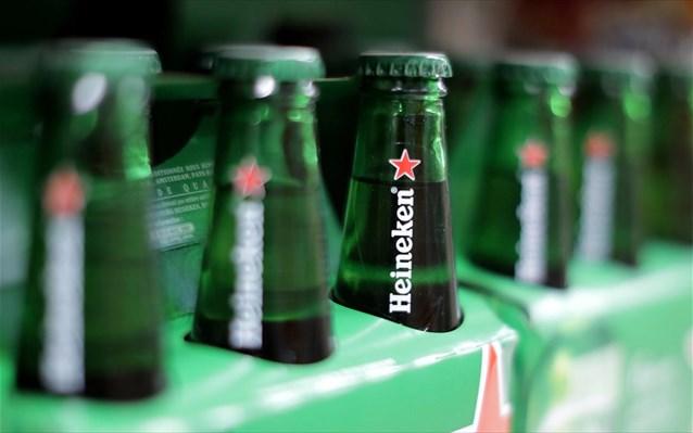 Περικοπές θέσεων εργασίας ετοιμάζει η Heineken