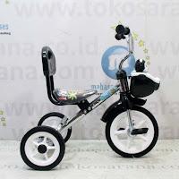 PMB 919-S Chrome Pernekel Sandaran Keranjang BMX Tricycle