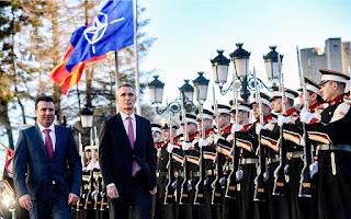 Τα Σκόπια χάνουν το... τρένο του Ιουλίου για το ΝΑΤΟ