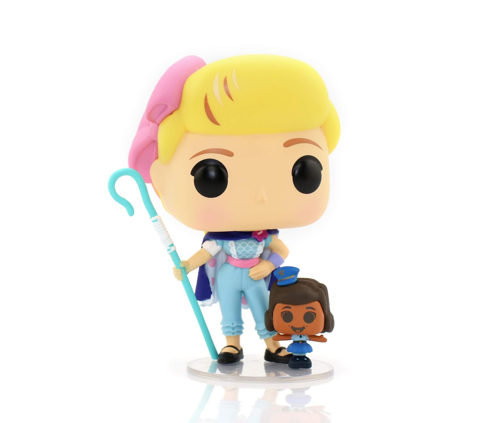 toy story 4 funko pop collection bo peep with giggle