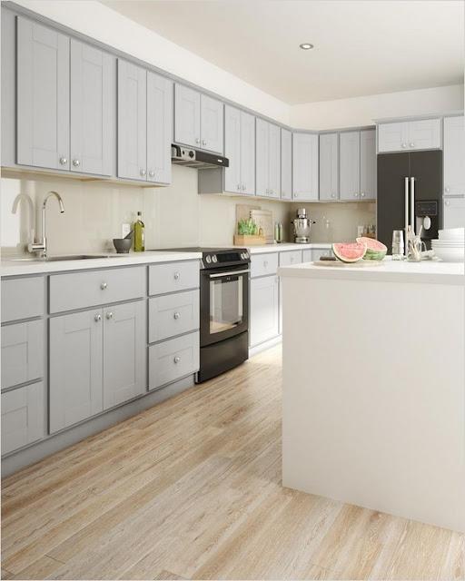 Laminate KITCHEN Cabinets | Home Interior Exterior Decor ...