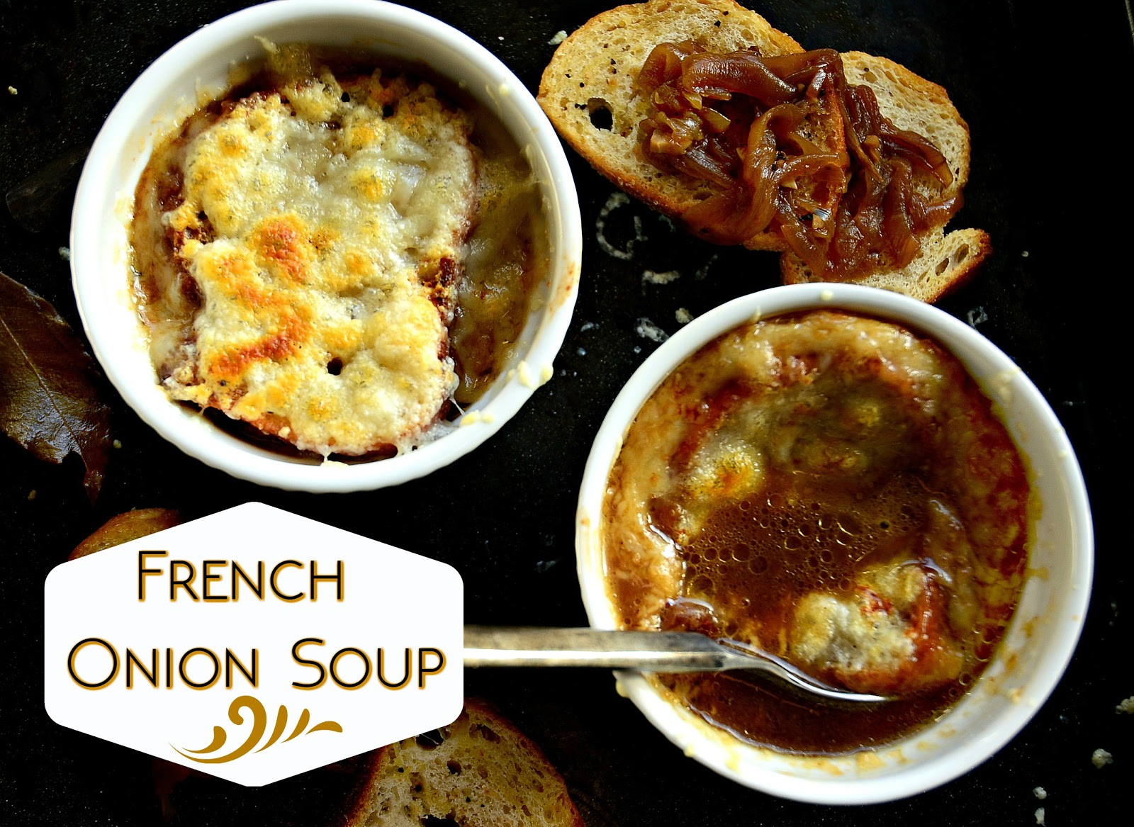 Soup, French Onion Soup, Easy Recipes