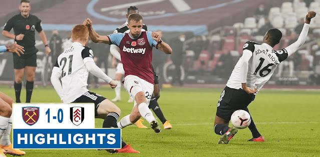 West Ham United vs Fulham – Highlights