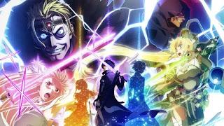 Sword Art Online: Alicization - War of Underworld BD Subtitle Indonesia