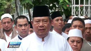 Suara SBY :Merasa Diftnah, SBY Siapkan Gugatan Terhadap Antasari