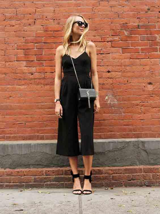 Como usar preto no verão