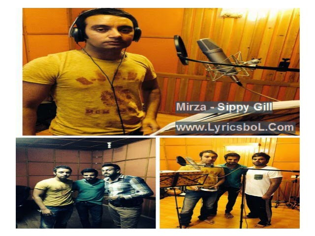 MIRZA Lyrics - Sippy Gill Song
