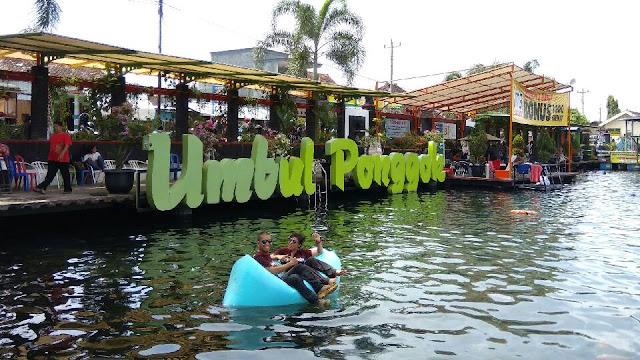 kolam umbul ponggok