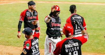 Venados de Mazatlán vencieron por pizarra de 3-1 a Naranjeros de Hermosillo