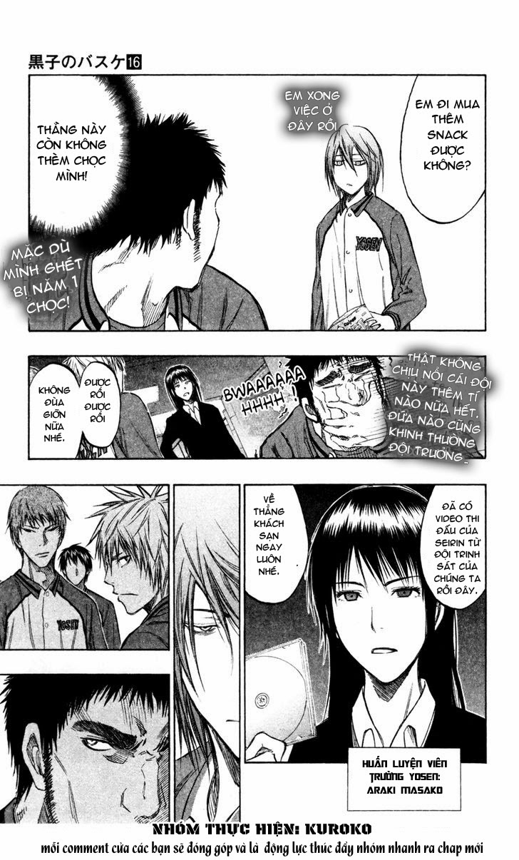 Kuroko No Basket chap 144 trang 12