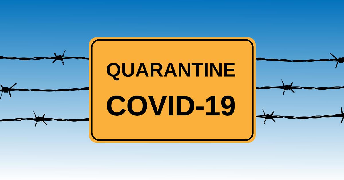 کورونا وائرس : لاک ڈاؤن میں کیا نہیں کرنا؟