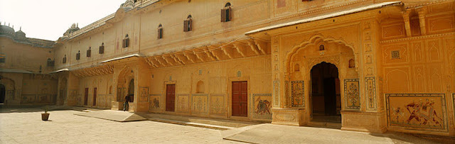 JAIPUR – The Pink City of Rajasthan, nahargarh fort