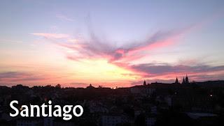 Photos of Santiago de Compostela at Bugbog