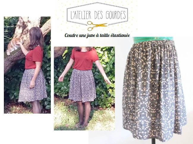 Bettinael Passion Couture Made In France 22 Modeles A Coudre De Jupes Longues Ou Courtes Super Simple A Faire