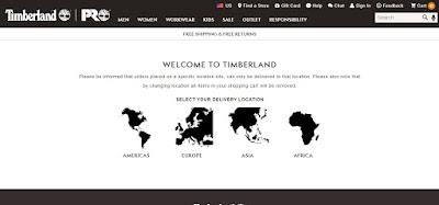 timberland-website-hompage