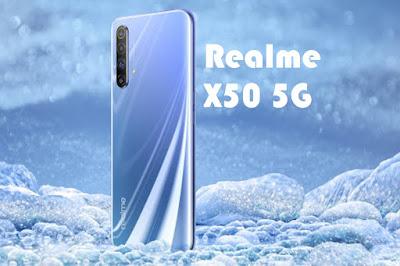 ريلمي Realme X50 5G الإصدارات: RMX2051 مواصفات ريلمي اكس50 5 جي  مواصفات و سعر موبايل ريلمي Realme X50 5G - هاتف/جوال/تليفون ريلمي Realme X50 5G - الامكانيات و الشاشه ريلمي  Realme X50 5G - الكاميرات/البطاريه/المميزات/العيوب ريلمي  Realme X50 5G