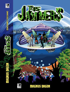 libro the jammers de magnus dagon