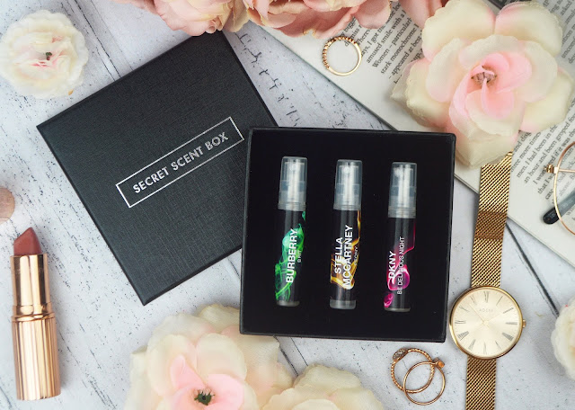 Secret Scent Box Review and 15% Off | Lovelaughslipstick Blog