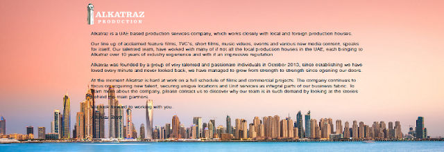 trusted media and video production company in Dubai