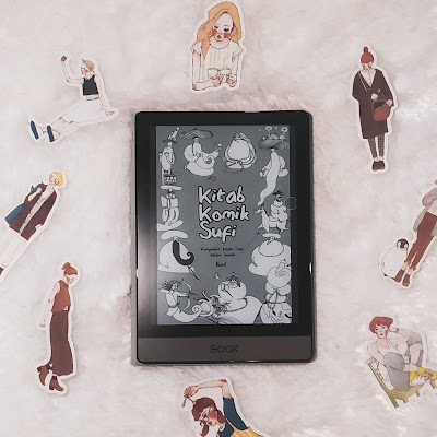 Review Komik Kitab Komik Sufi 1 & 3, Ibod