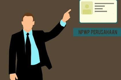 Cara Daftar NPWP Perusahaan Melalui Online UPDATE