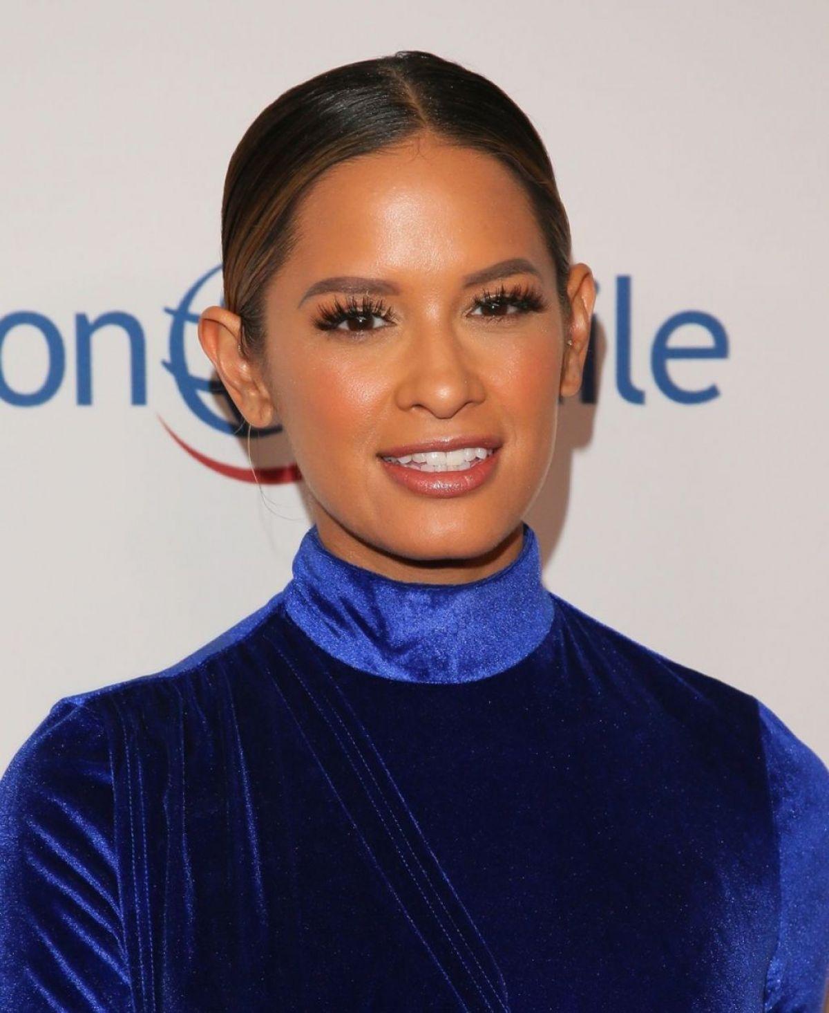 Rocsi Diaz Clicks at Operation Smiles Hollywood Fight