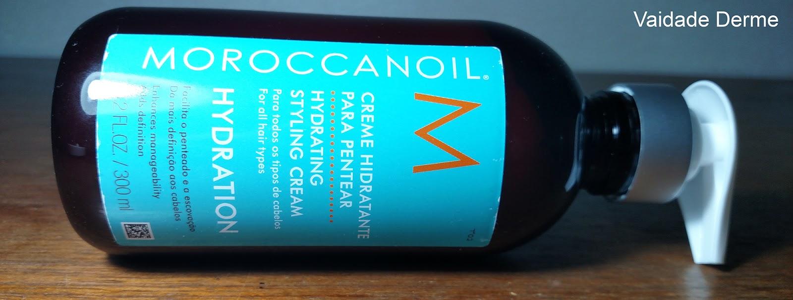 Moroccanoil Creme Hidratante para Pentear com Argan