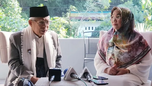 Ma'ruf Sepakat Tak Pakai Istilah Kafir untuk Non Muslim di Indonesia