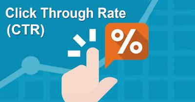 CTR - Click Through Rate