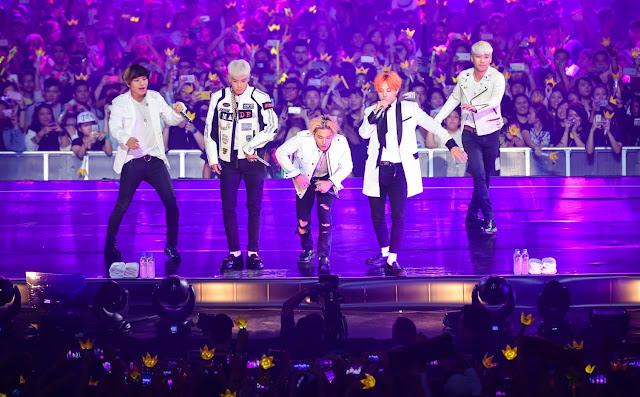 Fan meeting của Big Bang bị hủy vì quá đông người hâm mộ